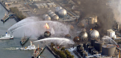Fukushima Disaster. (Photo: Fukushima Watch)