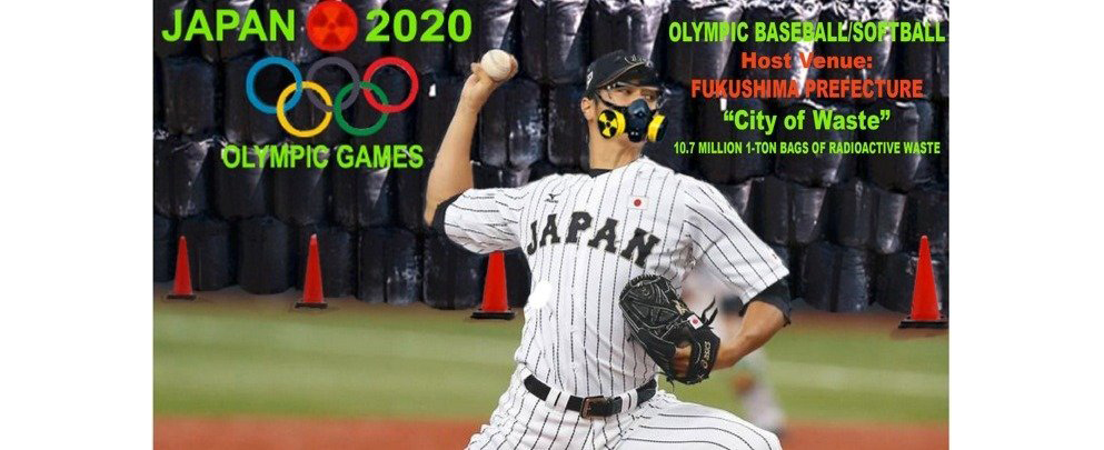 No Olympics or Paralympics in Radioactive Fukushima!