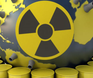 Radioactive Liquid Shipments