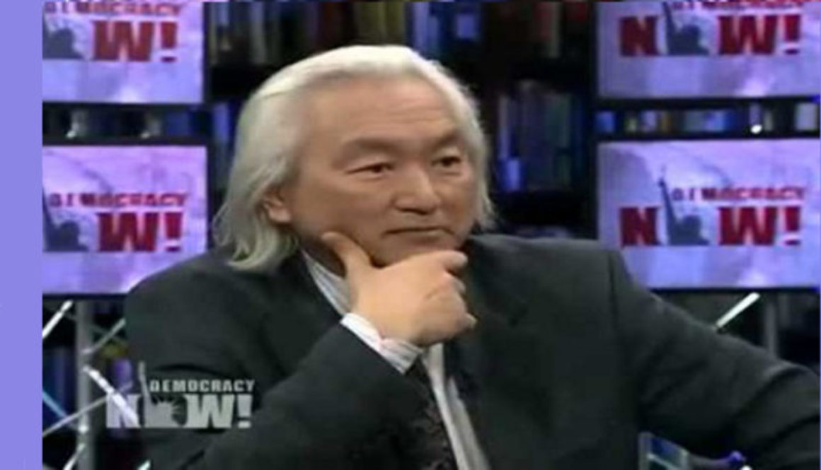 Michio KaKu Fukushima the End of Humanity