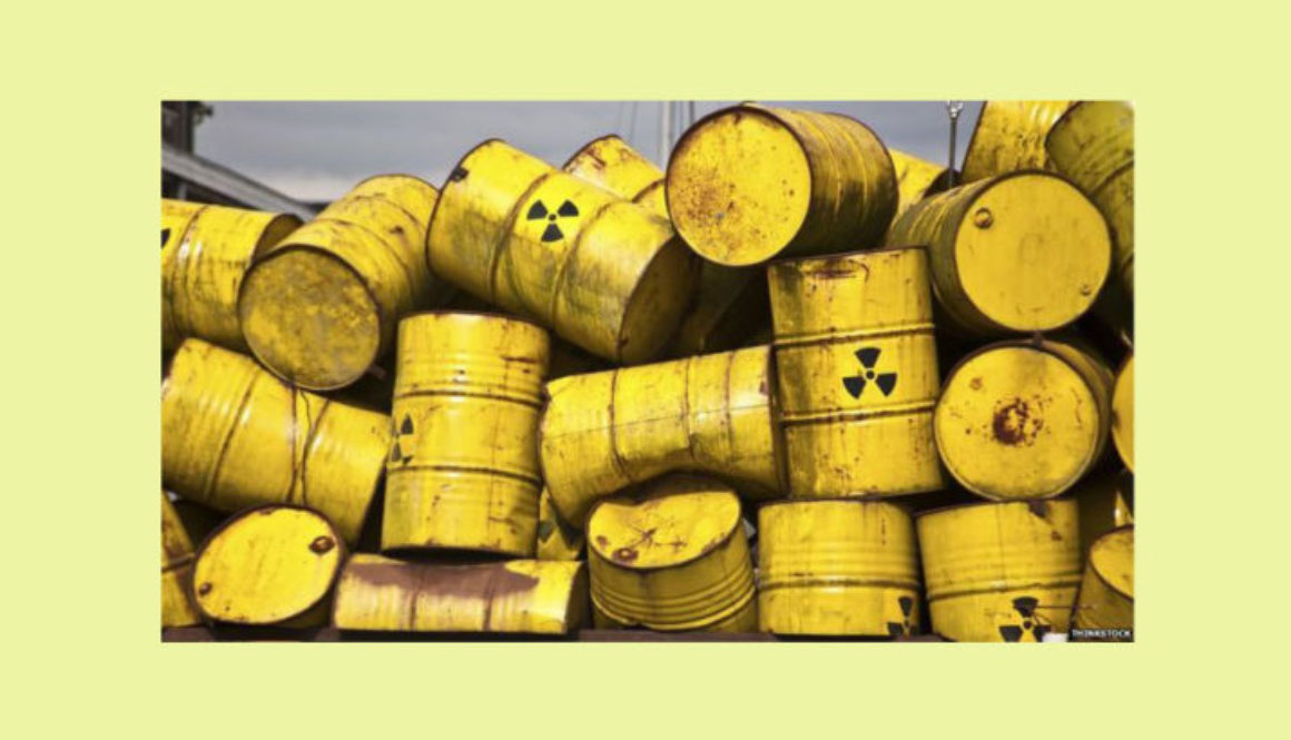 Japan To Dump Deadly Fukushima Nuclear Waste Into Pacific Ocean