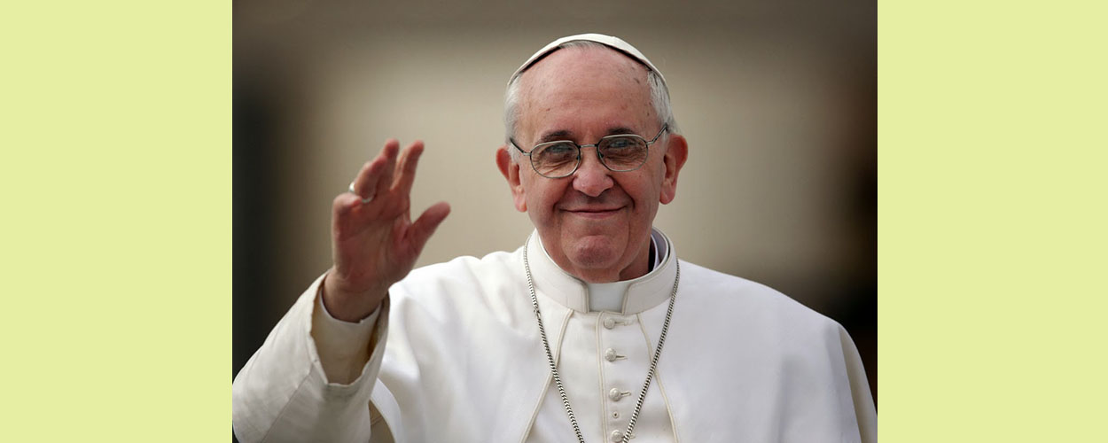 Pope, in change from predecessors, condemns nuclear arsenals for deterrence