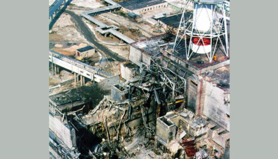 Officials deliberatly downplayed Chernobyl disaster
